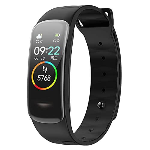 Reloj Inteligente Monitoreo de energía Corporal Entrenamientos Animados con Seguimiento de Salud Femenina Monitor de Sangre Notificaciones de teléfonos Inteligentes Reloj Inteligente para Deportes a
