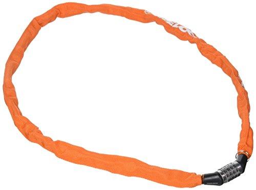 TRELOCK BC 115/110/4 Code kettingslot unisex volwassenen, oranje