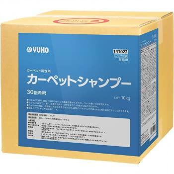 ユーホーニイタカ 業務用 カーペット用中性洗剤 カーペットシャンプー 10kg 141022