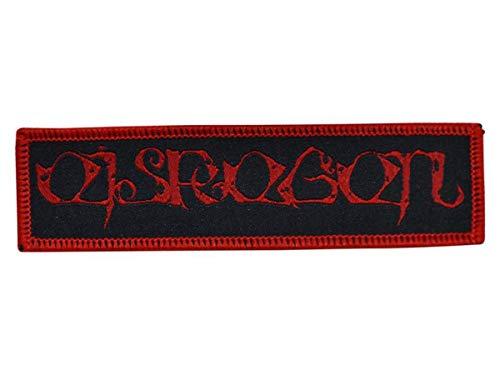 ValueMerch EISREGEN - Logo - Aufnäher Patch