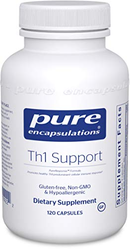Pure Encapsulations - Th1 Support - Promotes Healthy Th1-Predominant Cellular Immune Response* - 120 Capsules