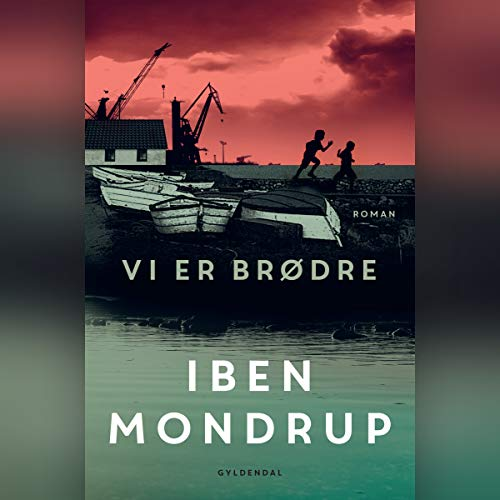 Vi er brødre audiobook cover art
