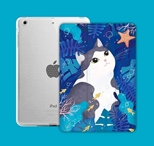 Tablets Cover For Ipad Mini1 2 3 4 5 Air 2 3 Pro 11 10.5 10.2 Inch Cartoon Case For Ipad 18 9.7 With Pencil Holder,For Ipad Air Air2
