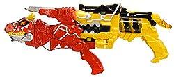 3. Power Rangers Dino Super Charge Morper and T-Rex Morpher Blaster Set