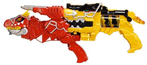 Power Rangers Dino Super Charge Morper and T-Rex Morpher Blaster Set