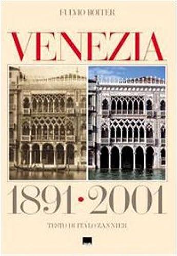 Books By Fulvio Roiter Italo Zannier G Watson_venezia 1891 2001 ...