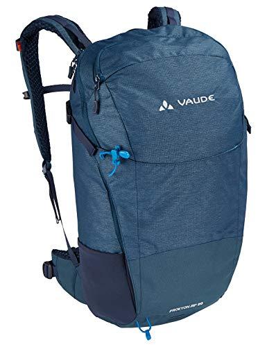 VAUDE Rucksaecke20-29l Prokyon Zip 20, Kompakter Wander- und Outdoorrucksack, baltic sea, one Size, 141363340