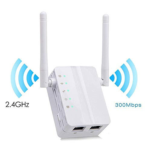Draadloze wifi-repeater router dual-band antenne 4 WiFi range extender wifi-router, UK plug adapter, D