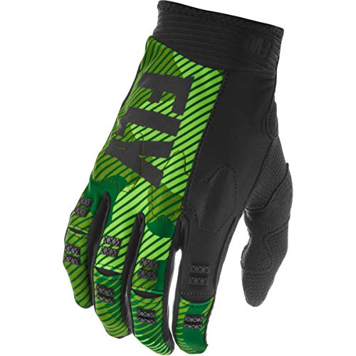 Fly Racing 2020 Evolution Gloves (Large) (Green/Black)