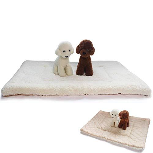 SILD - Colchón para Perro o Gato Reversible, Lavable a máquina