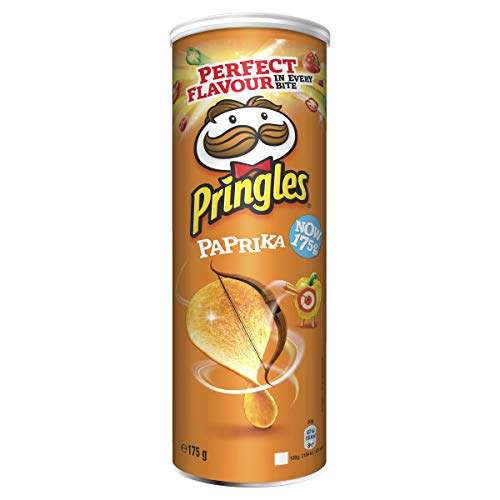 Pringles Pringles Paprika, 175g