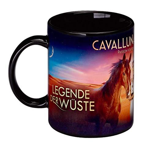Cavalluna Tasse Legende der Wüste