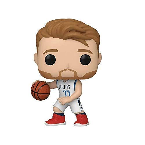 Funko - Pop! NBA: Dallas Mavericks - Luka Doncic Figurina, Multicolor (44277)