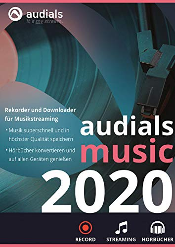 Audials -   Music 2020 | PC |