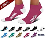 SB SOX UltraLite Compression Running Socks for Men & Women (2 Pairs) - Perfect Option to Our...