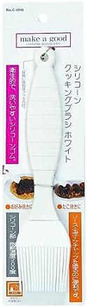 日本进口Pearl Life(珍珠生活)C-4948 烧烤烘焙用硅胶刷油刷