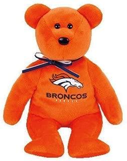 Denver Broncos Ty Beanie Baby Bear