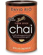 David Rio - Tiger Spice Chai, kartonnen doos