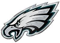 FANMATS Philadelphia Eagles Heavy Duty Aluminum Color Emblem