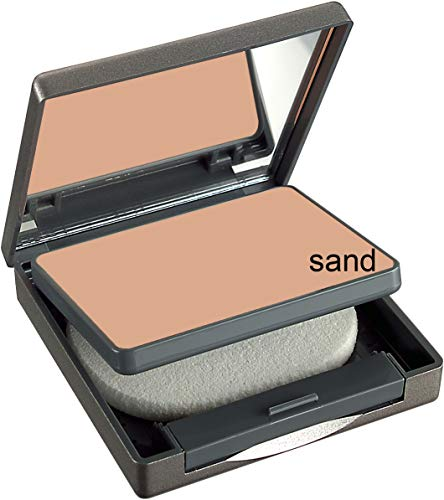 Hildegard Braukmann Coloured Emotions - Compact Powder Sand, 1er Pack (1 x 1 Stück)