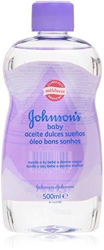 Johnson's baby - Aceite...