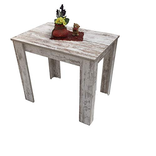 Möbel SD Esszimmertisch Küchentisch Canyon White Pine 86x60cm