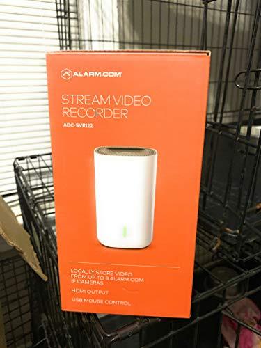 Alarm.Com SVR122 Stream Video Recorder 1TB SVR - Records Alarm.Com IP Cameras