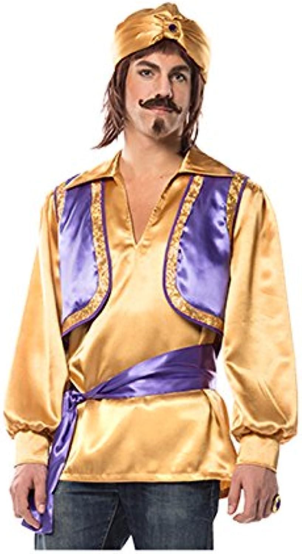Fashion 4 Fun Sale Herren-Hemd Sultan mit Gürtel, Lila, Gr. 54-56 B01KTRBC2I  Einfach zu spielen, freies Leben  | Kompletter Spezifikationsbereich