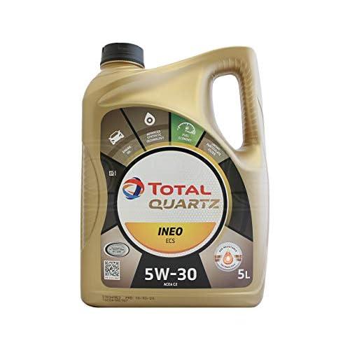 Olio motore per auto TOTAL QUARTZ INEO ECS 5W30 5l.