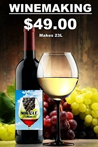 Sauvignon Blanc style Grape Max Today's only 65% OFF 6 gal. Makes extraction.