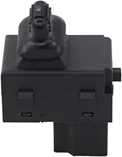NewYall Front Right, Rear Left Driver Passenger Side Power Window Switch Single Button