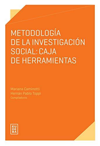Metodología de la investigación social: Caja de herramientas
