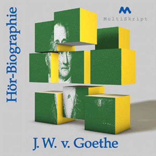 Goethe - Hörbiographie Titelbild