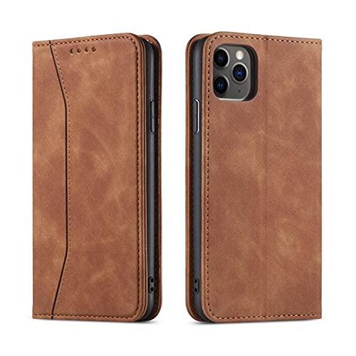 Iphone 12 Mini Wallet Case Flip Leather Case Läder Plånbok Bok Flip Folio Stand Se Väska Till Iphone 11 Pro Max, IPhone 11