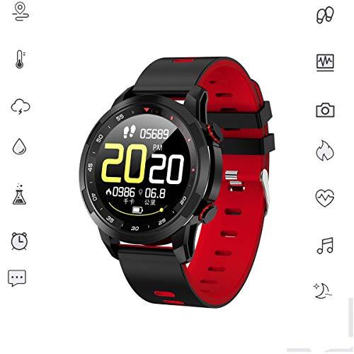 Smart Watch, Fitness Tracker Hartslagmeter Smart Bracelet Activity Tracker Bluetooth Stappenteller met Slaapmonitor voor Android of iOS Smartphones