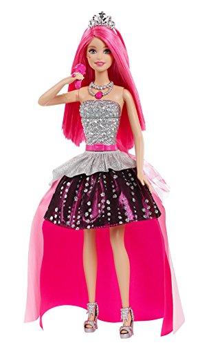 barbie principessa rock Barbie - Bambola Rock-n-Royals Courtney