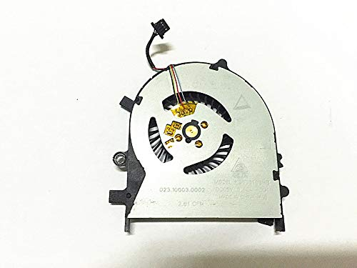 KENAN New Laptop CPU Cooling Fan for dell Latitude 3340 E3340 DP/N:0990WG