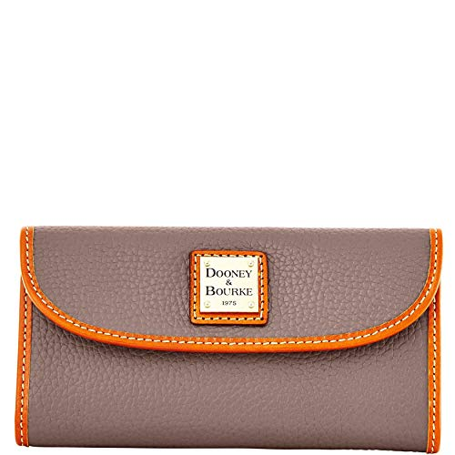 Dooney & Bourke Handtasche aus Leder, Motiv Kontinental Elefant, Einheitsgröße