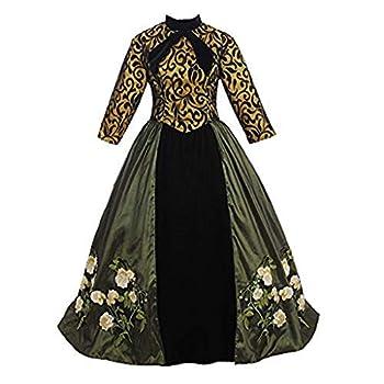Princess Cinderella Stepmother Dress Adult Cinderella Lady Tremaine Green Dress Cosplay Costume  XXXL