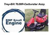 BMotorParts Carburetor Carb for 344cc 30' Troy-Bilt TB30R Mower Model#...