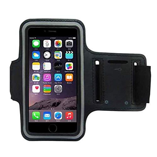 N-K PULABO - Brazalete deportivo para teléfono móvil, para correr, ejercicio, ejercicio, funda protectora para teléfono para correr, deporte, gimnasio, correr, duradero