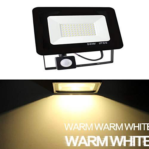 RFGHATG bewegingsmelder, LED, voor buiten, waterdicht
