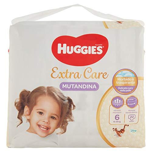 Huggies Huggies Extra Care 1140 - Pañales (talla 6, 16-30 kg)