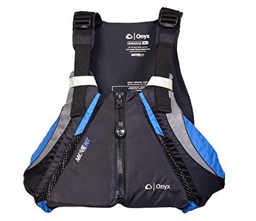 Onyx Movevent Curve Vest - Blue M/L