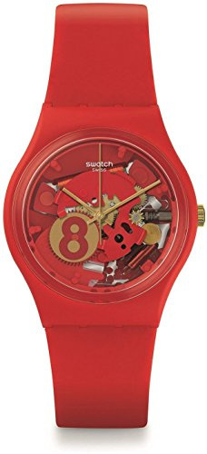 Watch Swatch Gent GR166 EIGHT FOR LUCK