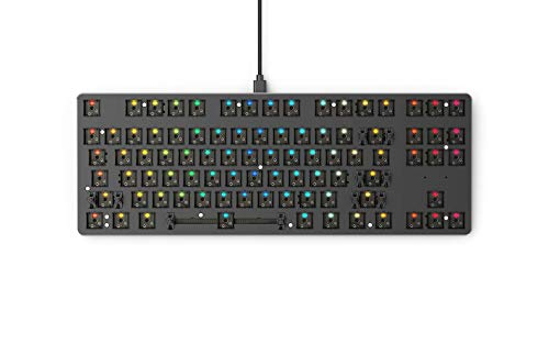 [Keyboard] Glorious GMMK Barebones Keyboard TKL Hotswap RGB - $79.99 ($109.99 - $30)