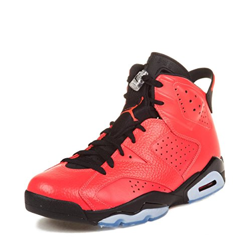 AIR JORDAN 6 Retro 'Infrared 23' - 384664-623 - Size 44-EU