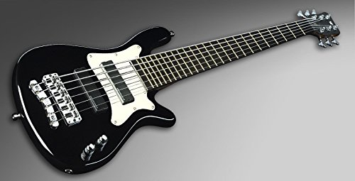 Rock Bass ral191623AA ALD fr al Steve Bailey (de 6String) HP Chrome Negro