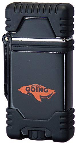 ペンギン ゴーイング(Penguin Going) ライター PK-2 ターボ 電子式 ブラック