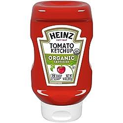 HEINZ Organic Ketchup, 14 OZ